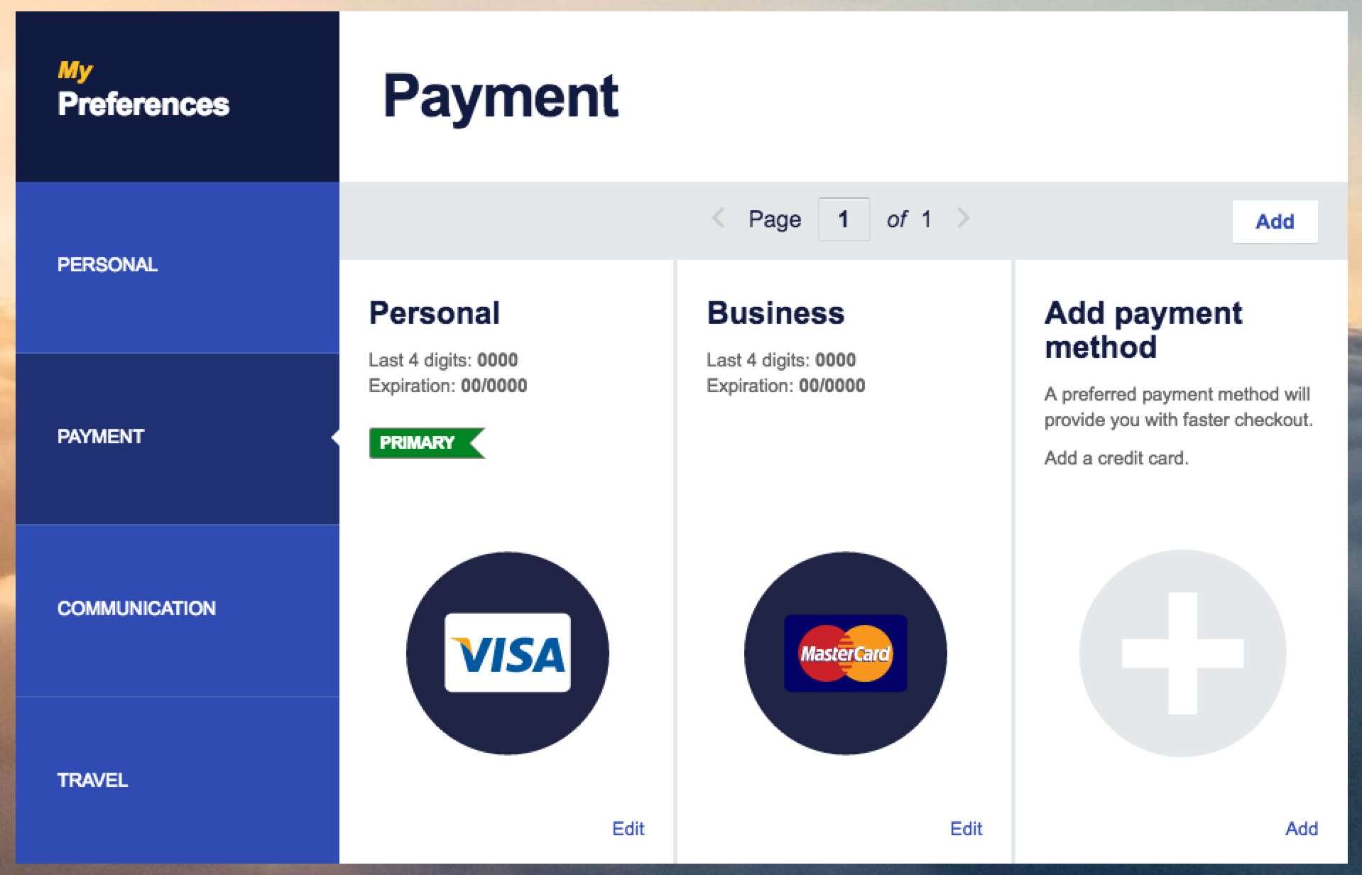 a ux analysis of 22 credit card uis