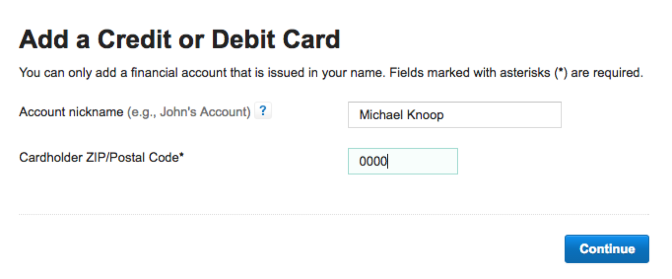 A ux analysis of 22 credit card uis mike knoop steam colourmoves